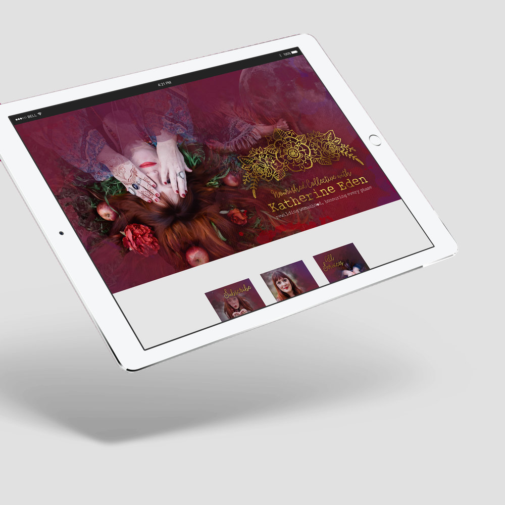 Website images - This is for the lady who can DIY her site (or already has a web guru) but needs some beautiful branded images to accompany. Includes 1 banner image, 3 slider images, 3 sub boxes, 1 popup and a style guide fonts/colours - Or alternative design of equivalent value.Website Graphics: $500