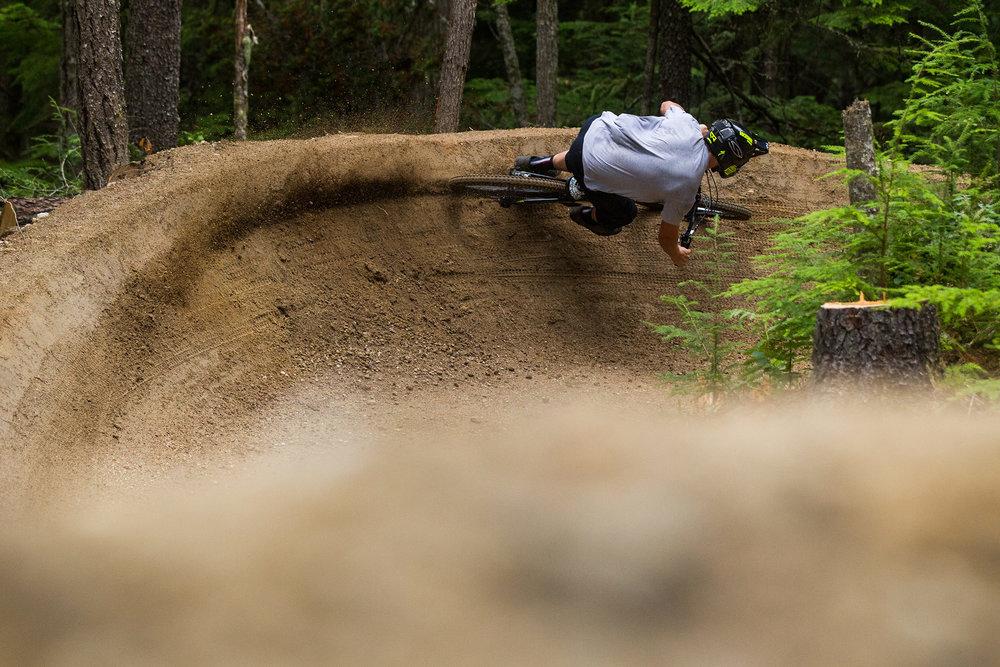 Curtis Robinson   Coast Gravity Park, BC