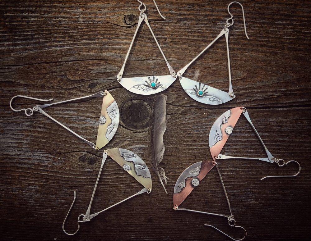 Mountain Earrings - Leanne Callahan.jpg