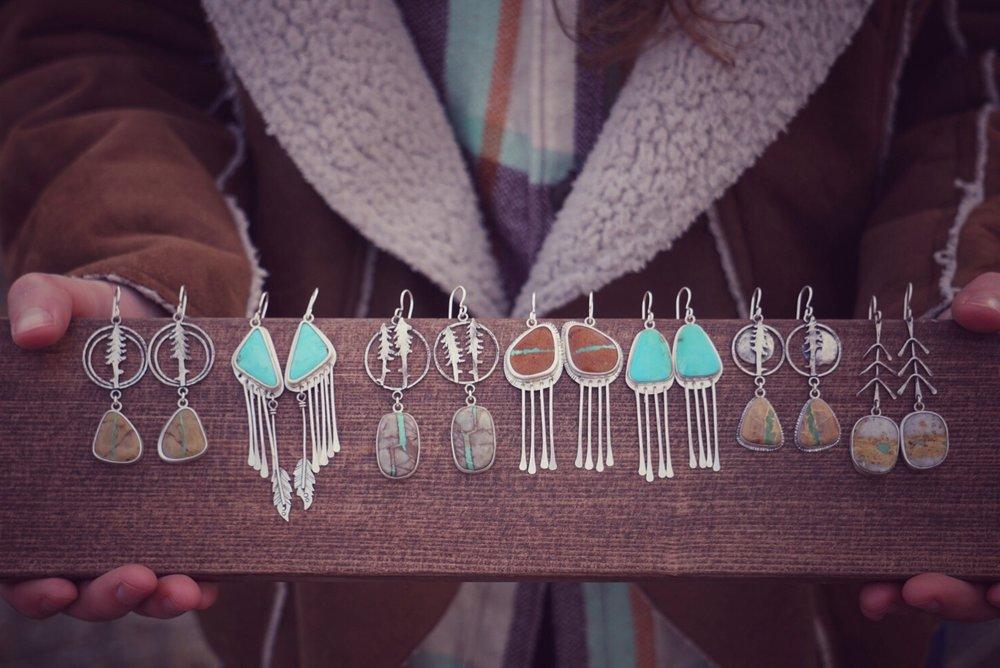 Turquoise Jewelry - Leanne Callahan.JPG