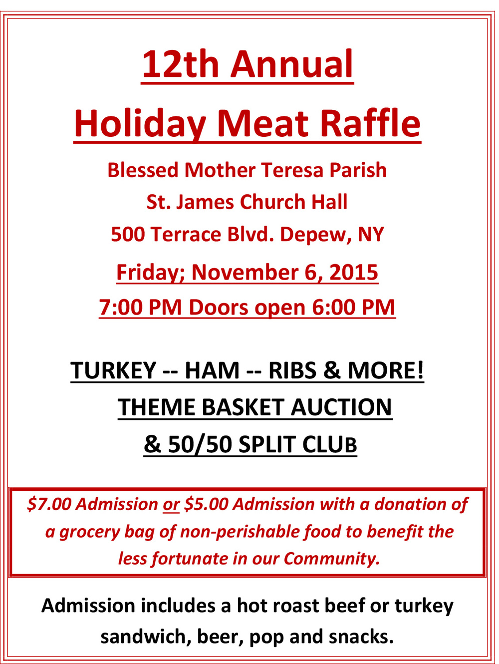 12th Annual Holiday Meat Raffle 110615.jpg