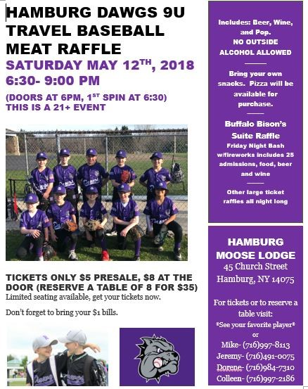 Hamburg Dawgs 9U Travel Baseball Meat Raffle.jpg