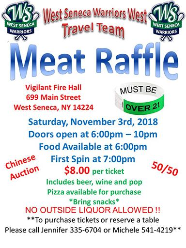 West Seneca Warriors Meat Raffle.jpg