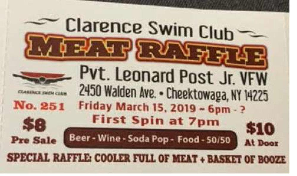 Clarence Swim Club Meat Raffle.jpg
