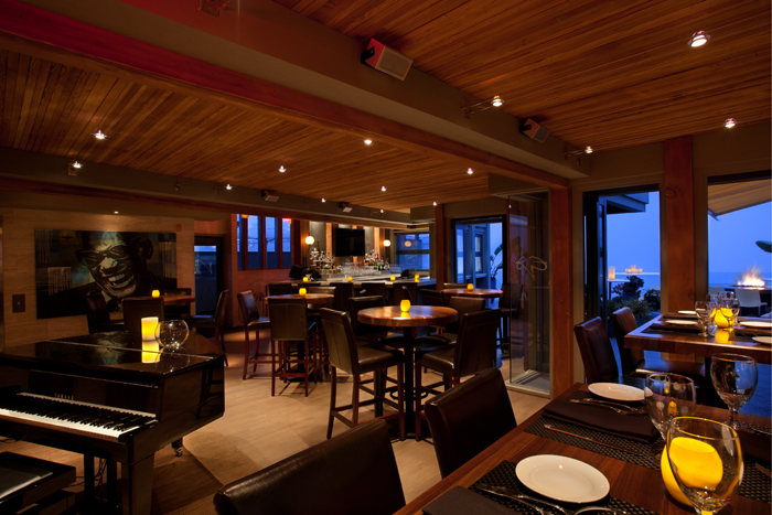 La Jolla's V Lounge @ Eddie V's