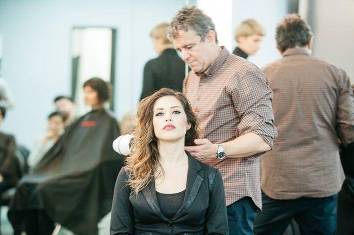 Nick Arrojo diffusing model Kate K.
