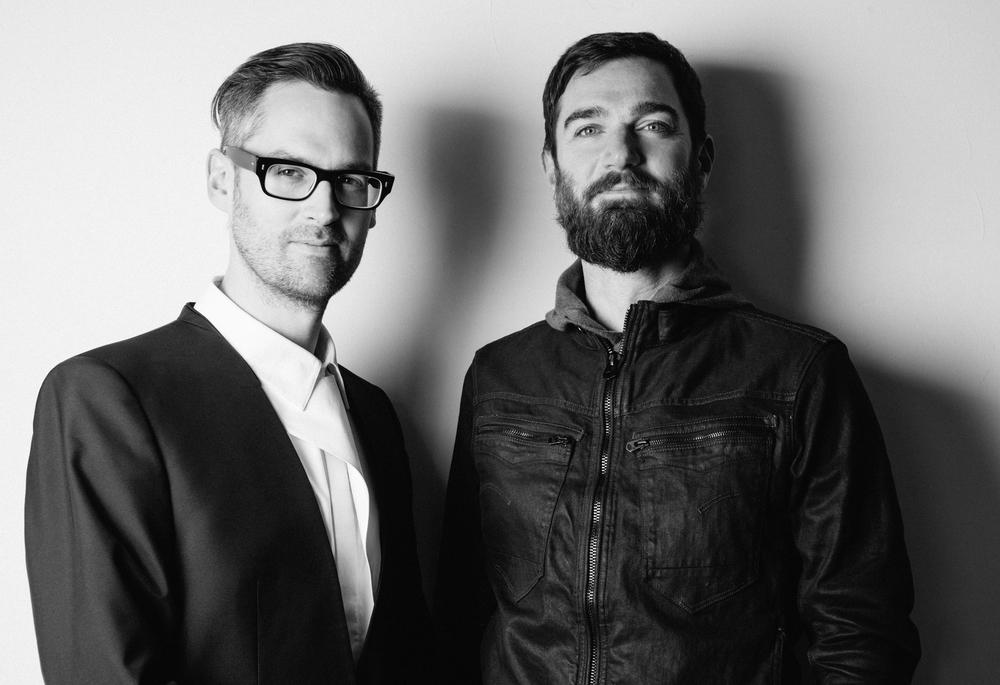 Jeremy Davies-Barbala and Adam Federico