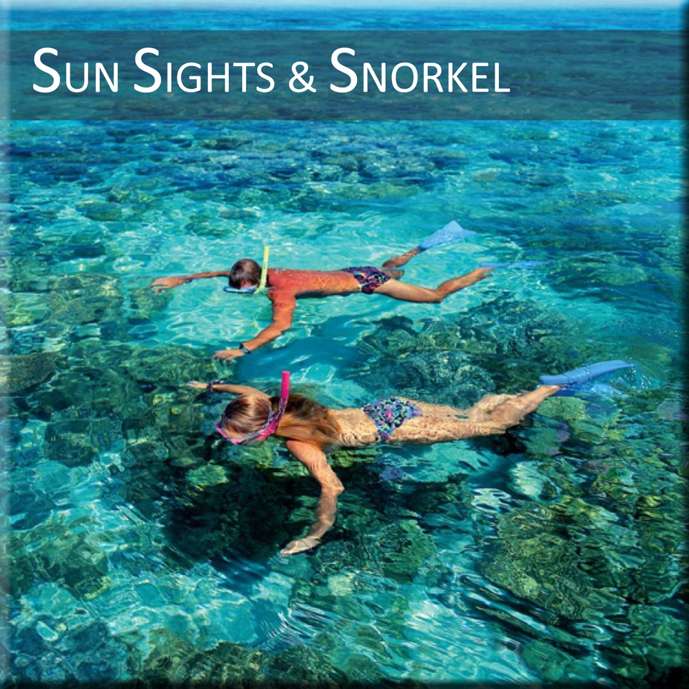 Snorkel Tours in Belize