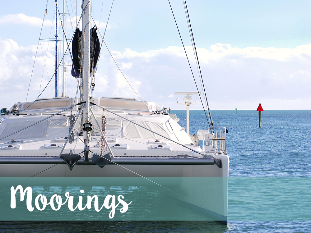 Belize Moorings