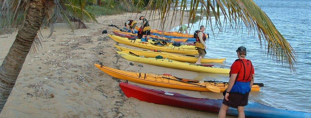 Kayaking Tours in Belize