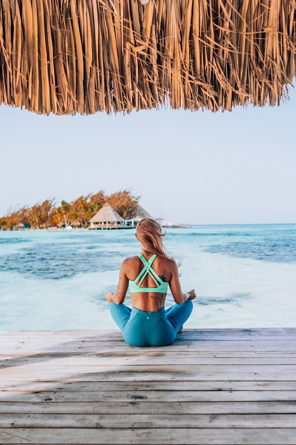 Yoga Retreats - Reconnect with yourself while you disconnect from the outside world.