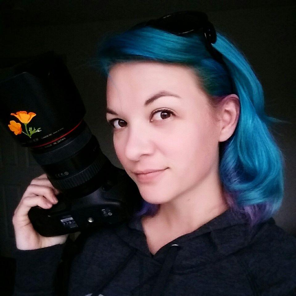 Katie Oros Selfie