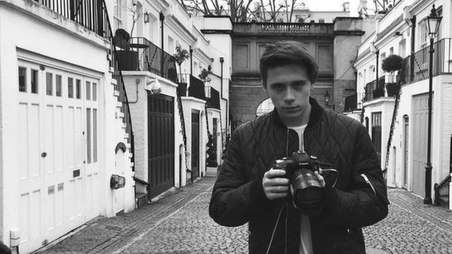Burberry liked the fact that Brooklyn Beckham has 5.9 million Instagram followers