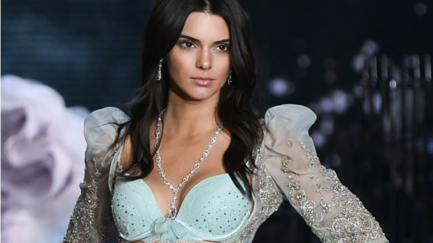 Model Kendall Jenner has 48 million followers on Instagram and 15.3 million on Twitter