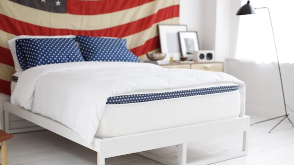 Winkbeds is one of the new American companies that manufactures in the U.S. [Photo: courtesy of WinkBeds]