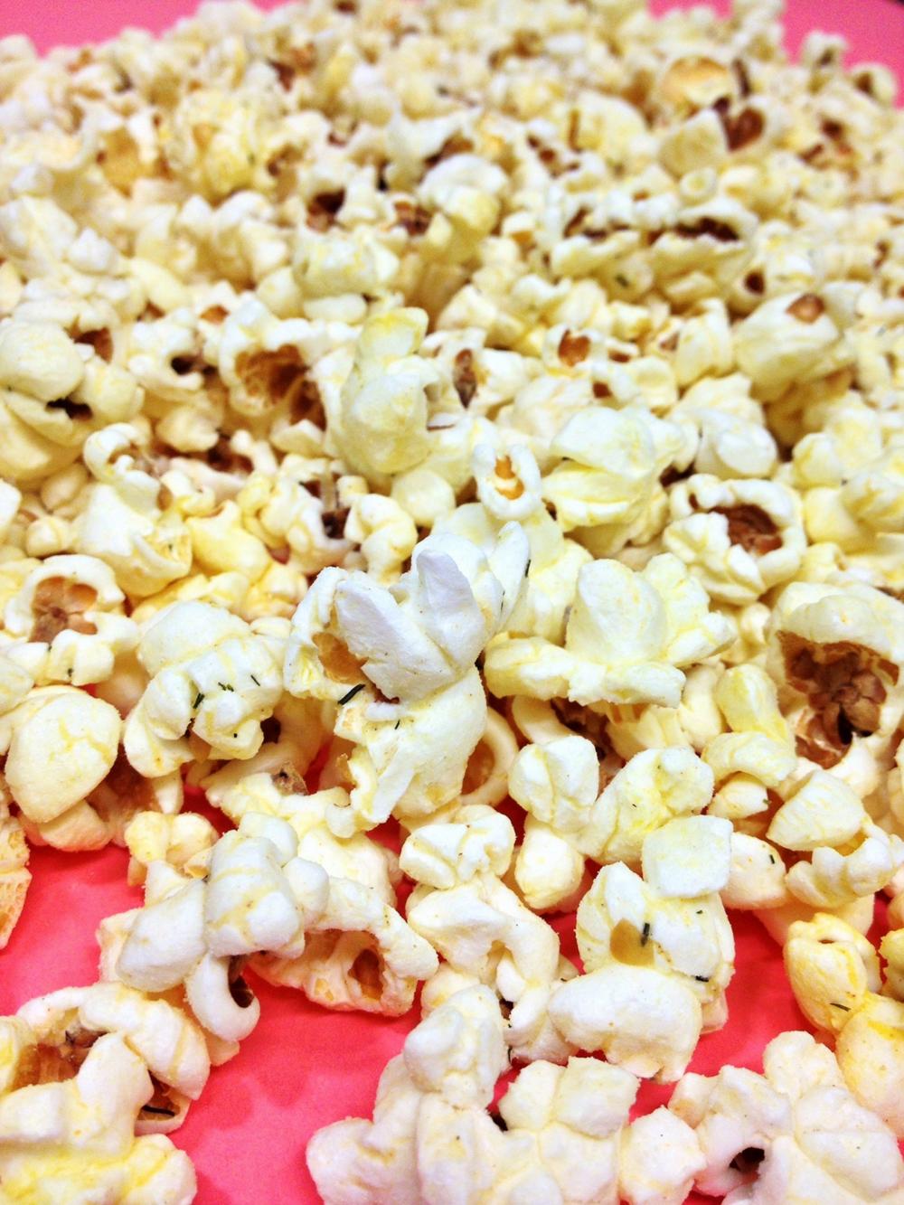 Faris Gourmet Popcorn Dill Corn