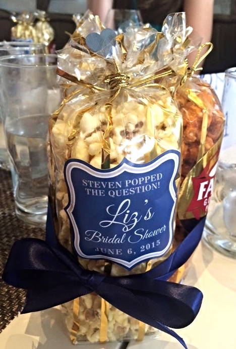 Bridal Shower Gift Take-Aways