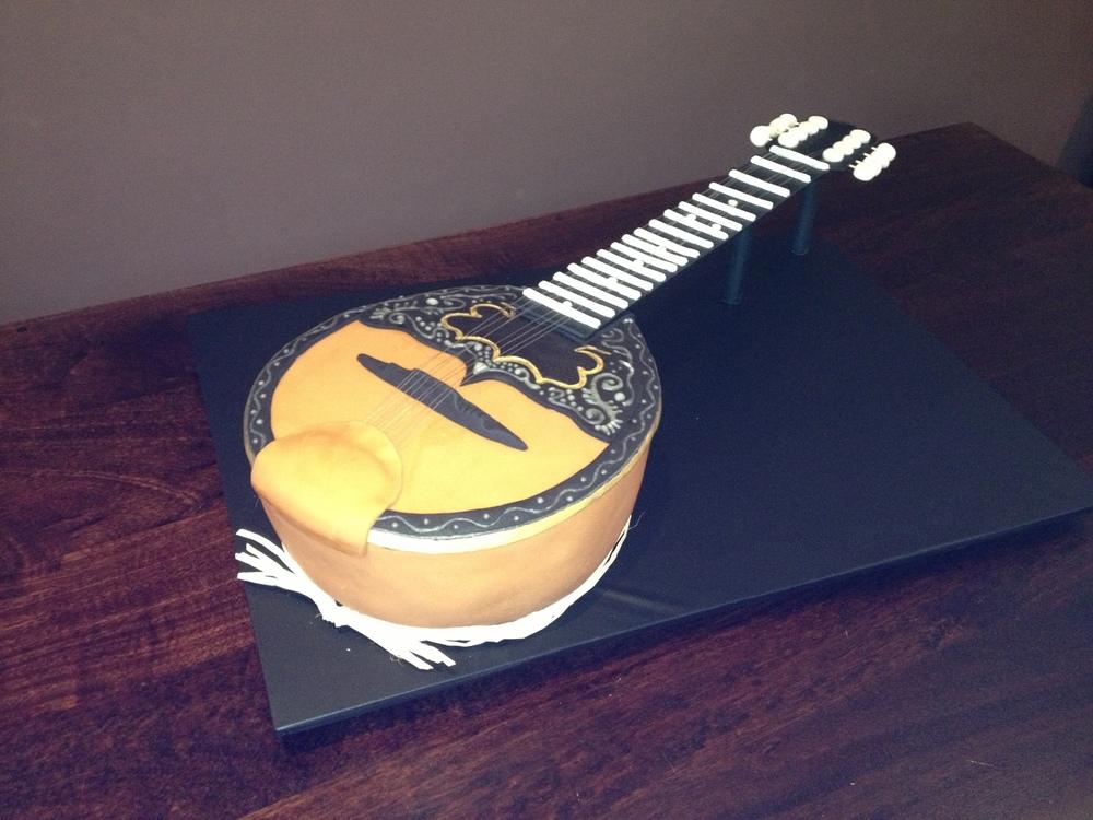 Birthday Cake For Music Lovers