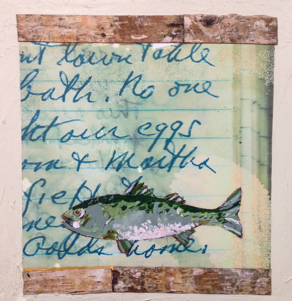 FISHING:JOURNAL PAGE