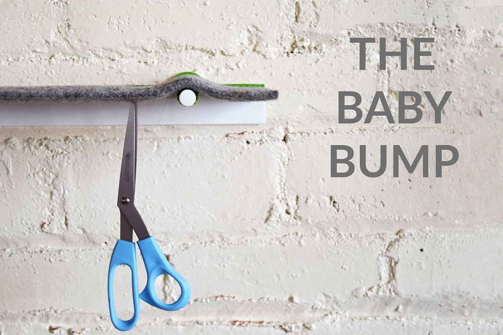 The Baby Bump by WNKSHP