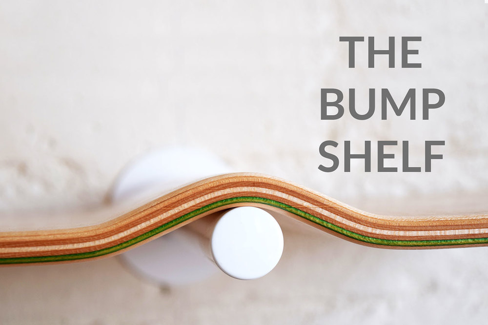 The Bump Shelf by WNKSHP