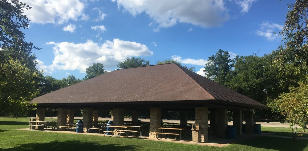 Naperville Riverwalk Grand Pavilion