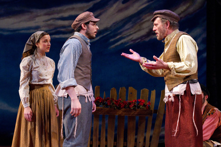 FIDDLER ON THE ROOF  Walnut Street Theatre, PA