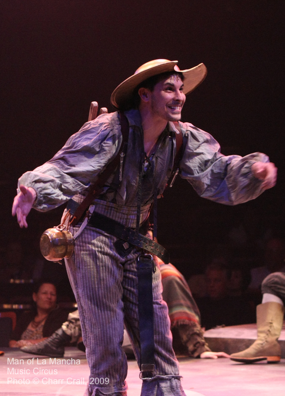 MAN OF LA MANCHA  Sacramento Music Circus
