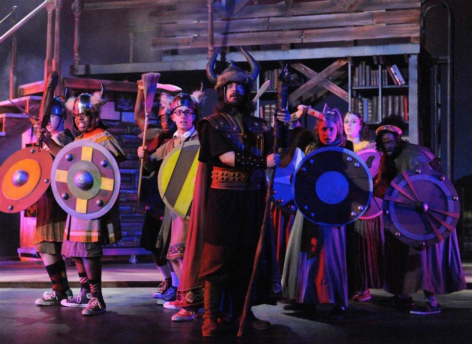 YO, VIKINGS!  Pittsburgh Playhouse Junior 2012