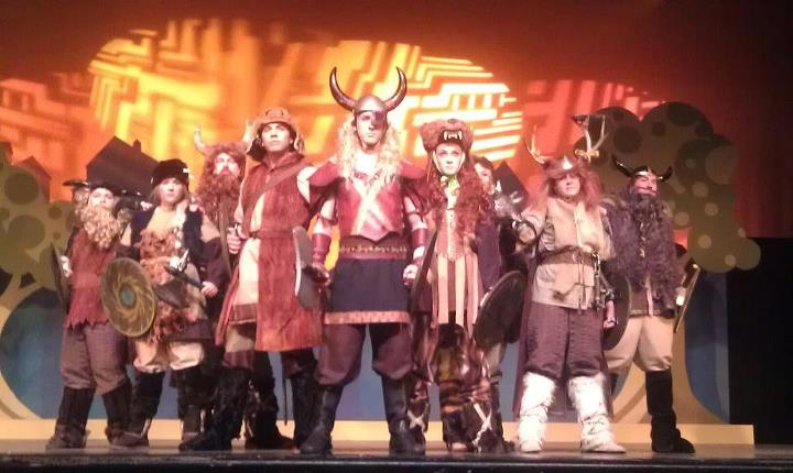 YO, VIKINGS!  Children's Music Theatre 2012