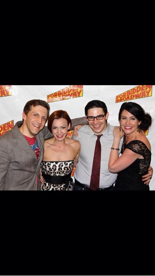 The Alive and Kicking cast unites!