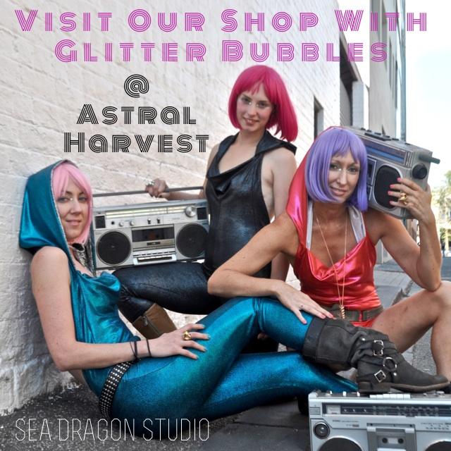 Sea Dragon Studio at Astral Harvest Festival