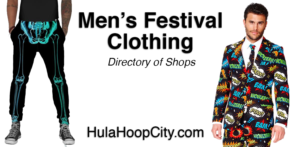 Mens Hula Hoop Clothing