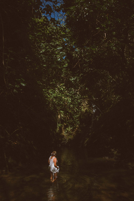 Wigmore waterfall Rarotonga