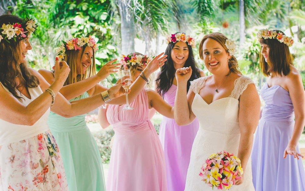 Ikurangi Eco Retreat Wedding