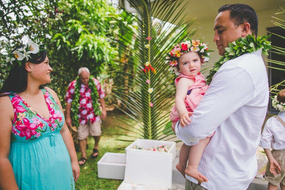 Family holiday Rarotonga