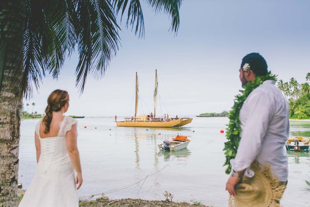 Vaka Rarotonga