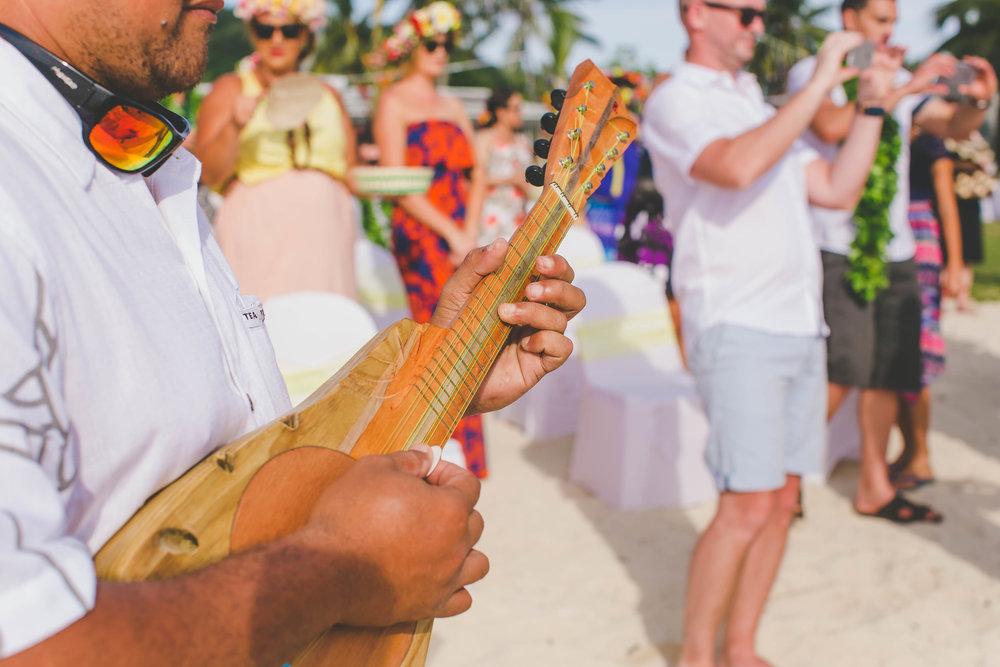 ukulele rarotonga