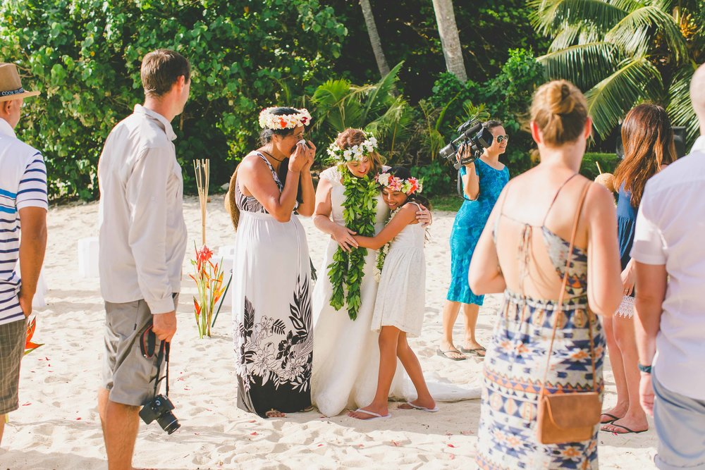 Family Cook Islands holiday