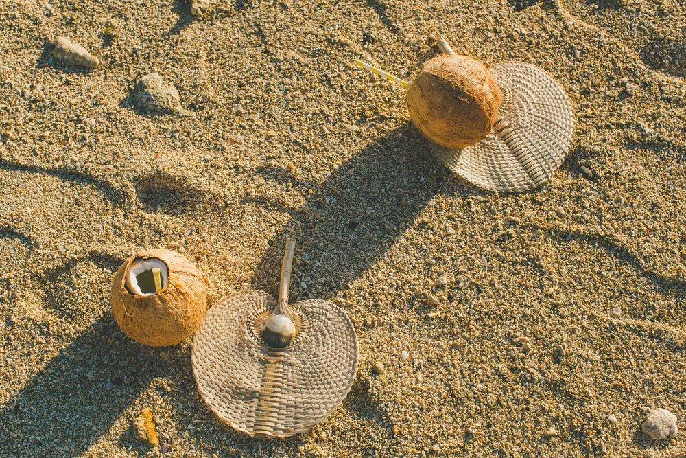 rarotonga coconut