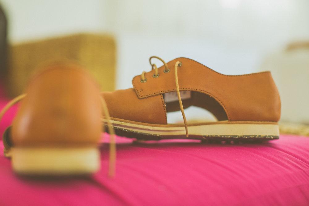 grooms island wedding shoes
