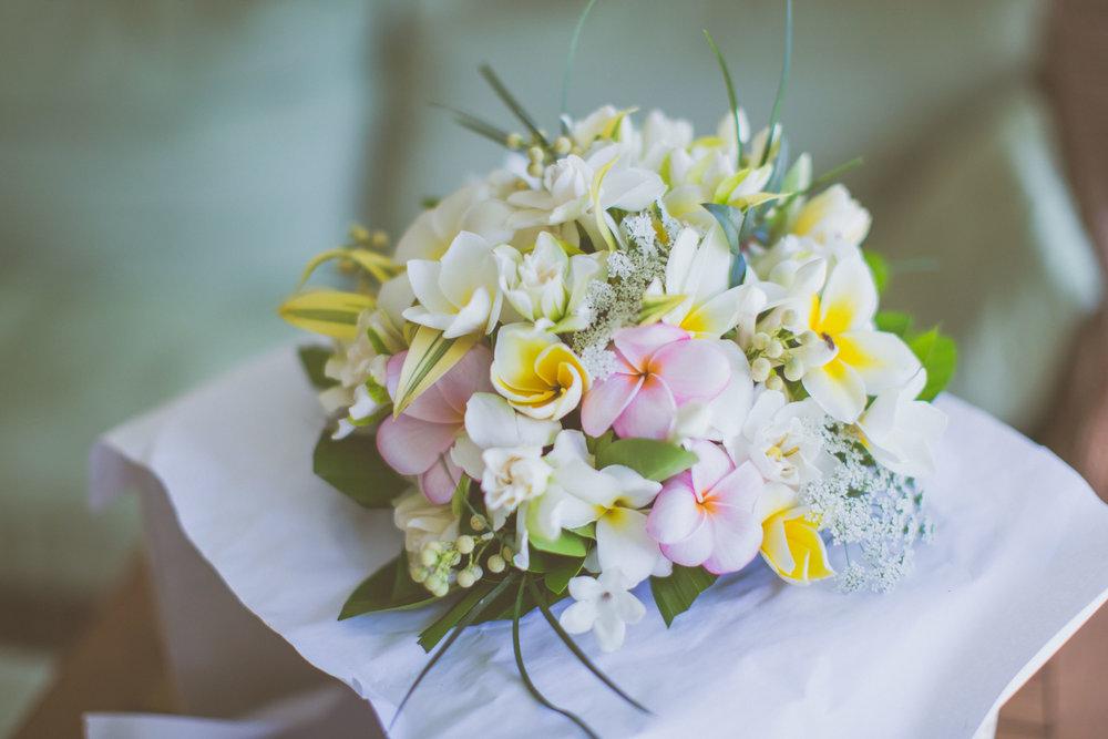 tropical bouquet rarotonga