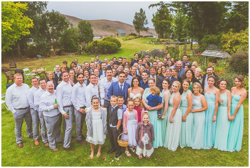 Park Brae Estate Lake Tekapo New Zealand Wedding