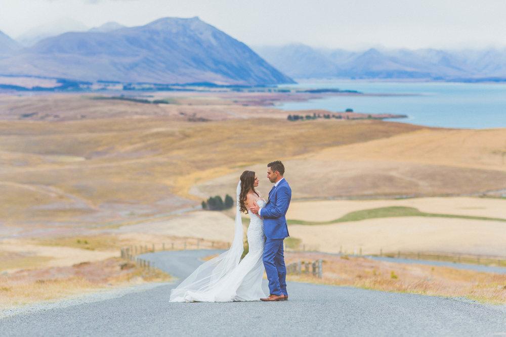Mt John Wedding New Zealand
