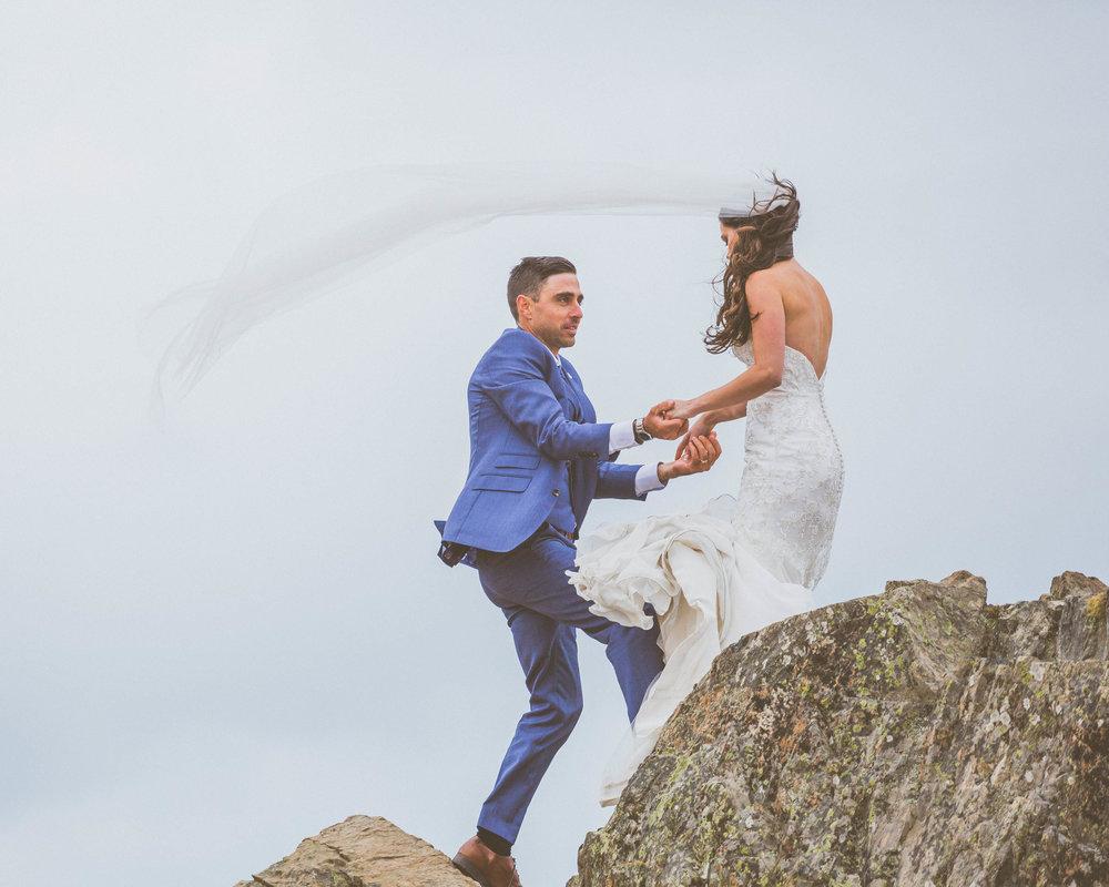 wedding locations south island