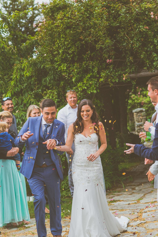 tekapo wedding reception
