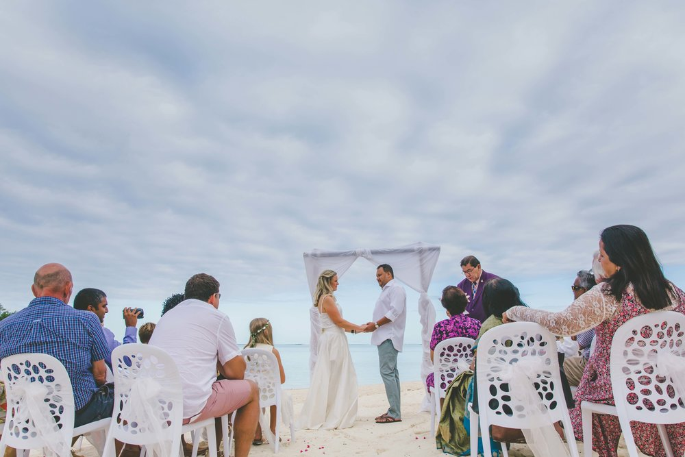 wedding planning rarotonga