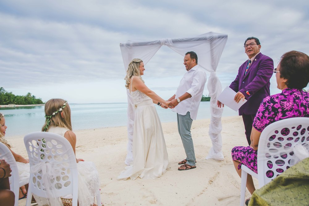 rarotonga wedding ideas