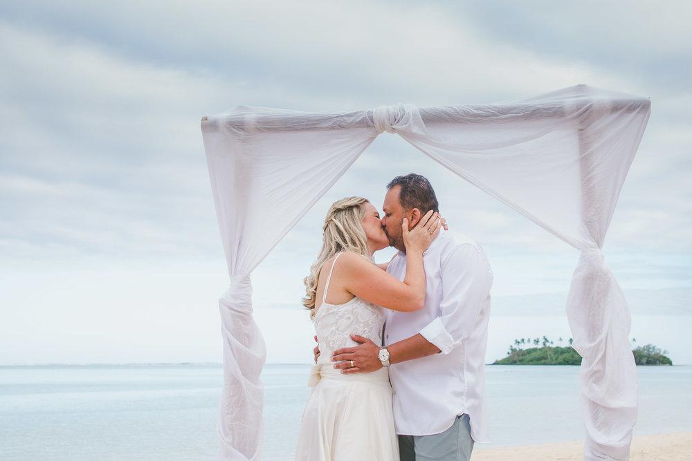 wedding archway ideas rarotonga