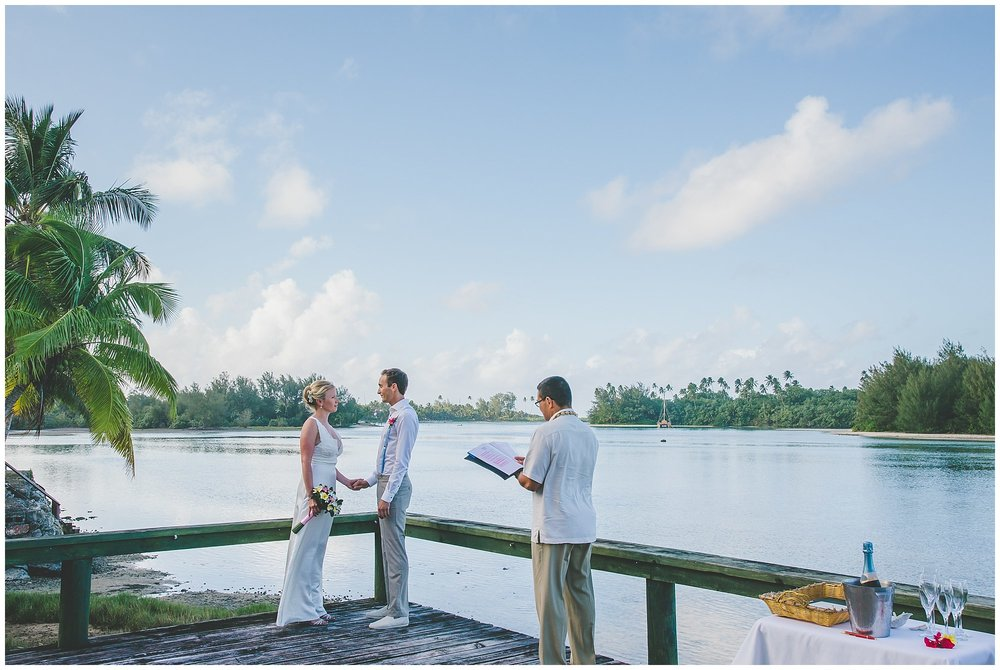 do it yourself wedding rarotonga
